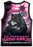 HD Hunting Supplies - PINK Singlets - HD Hunting Supplies - 2