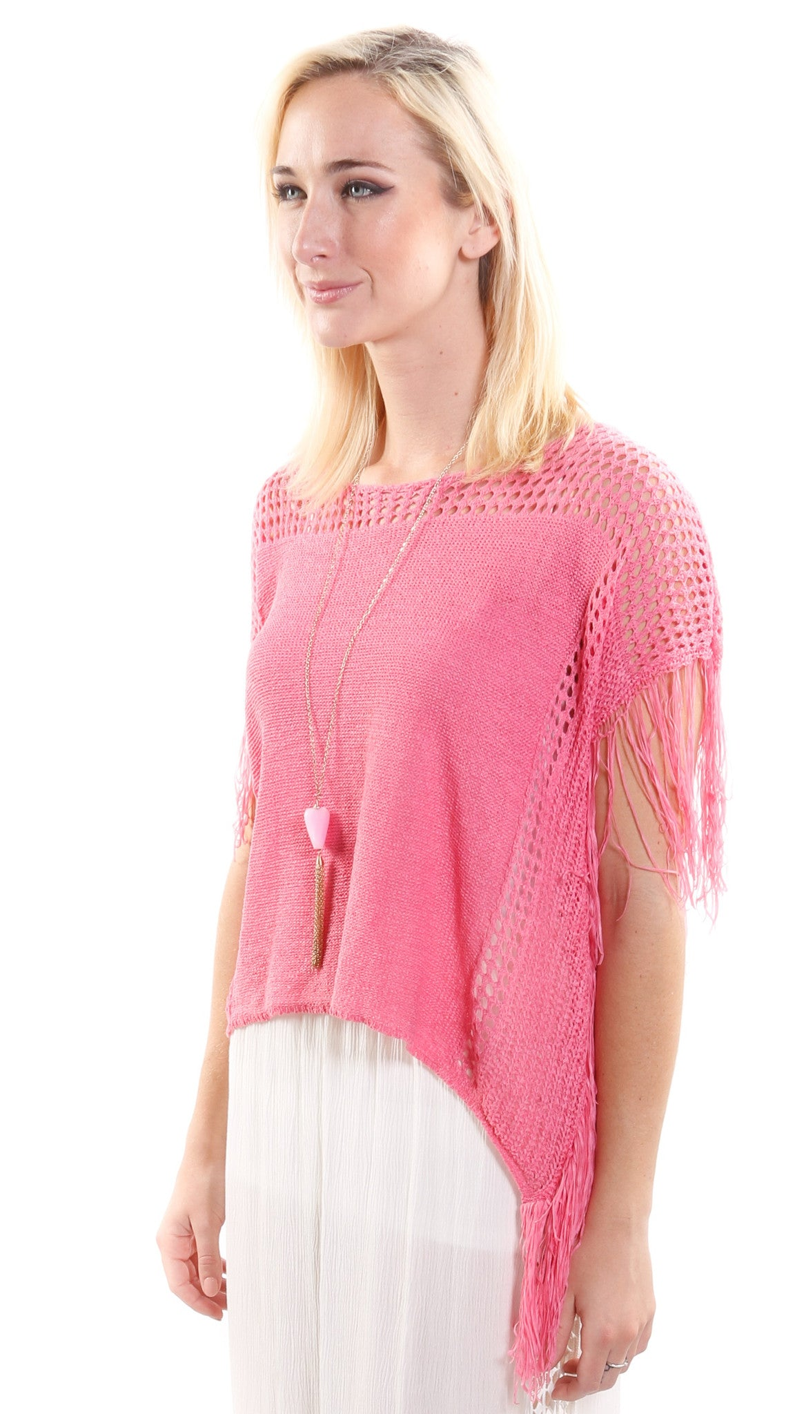 Crop Knit Top