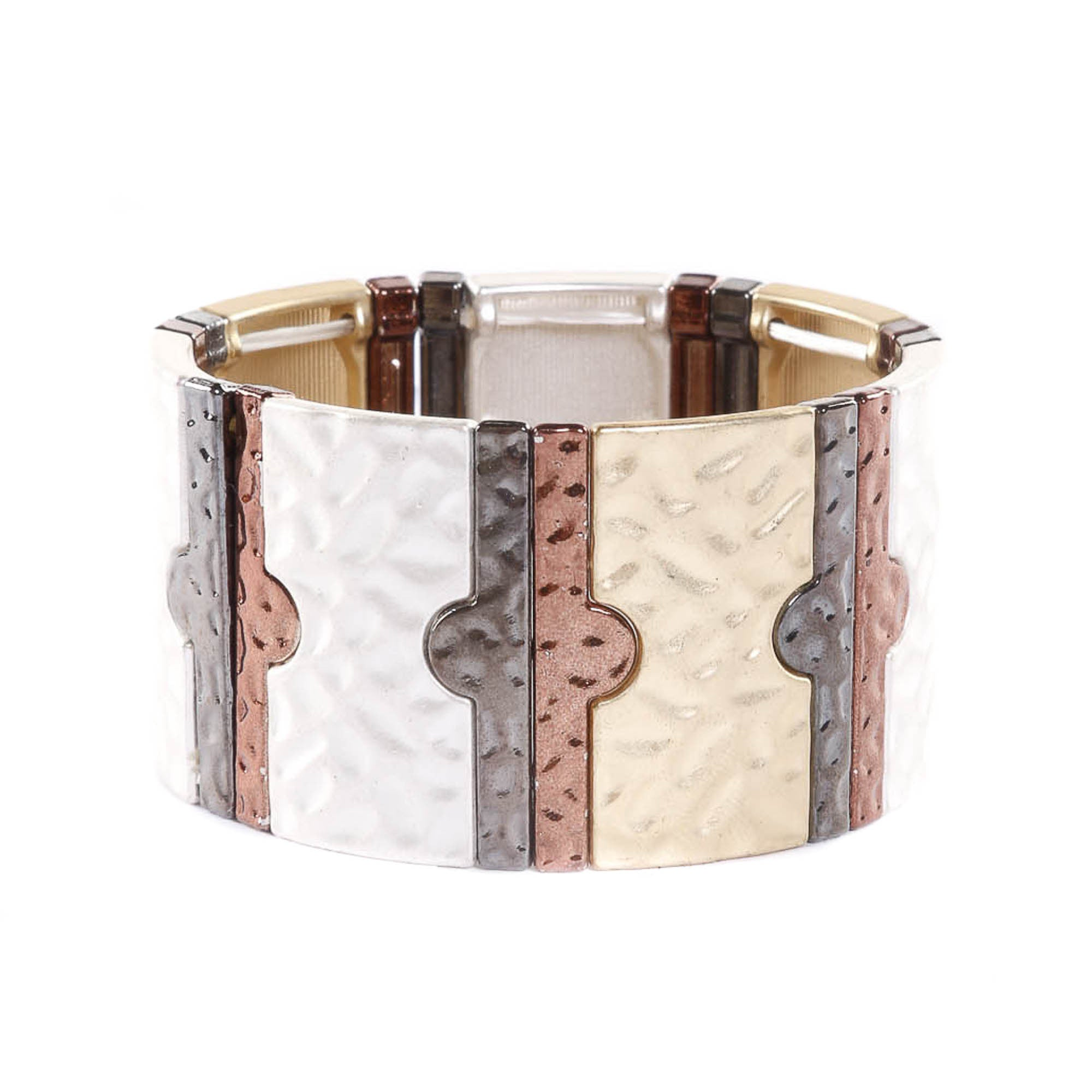 Puzzle Piece Fashion Bracelet