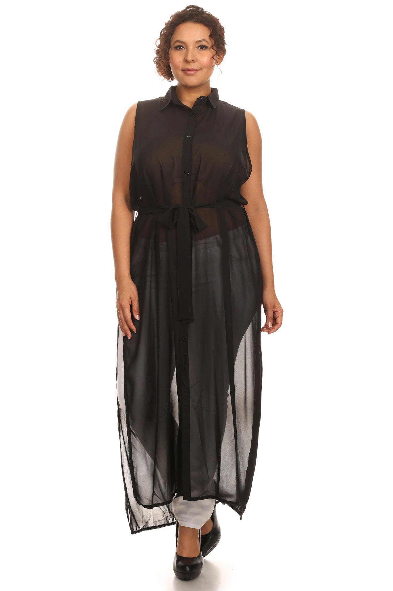 Famous plus size long tunic - Thinkpawsitive.co MW52