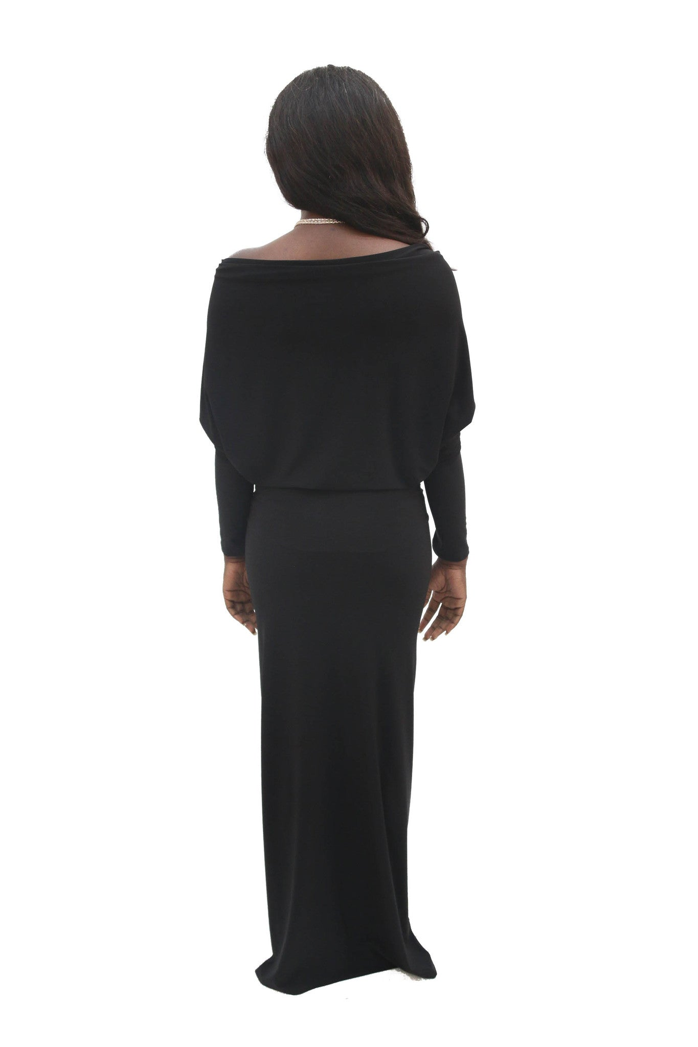Cynthia Long Maxi Dress