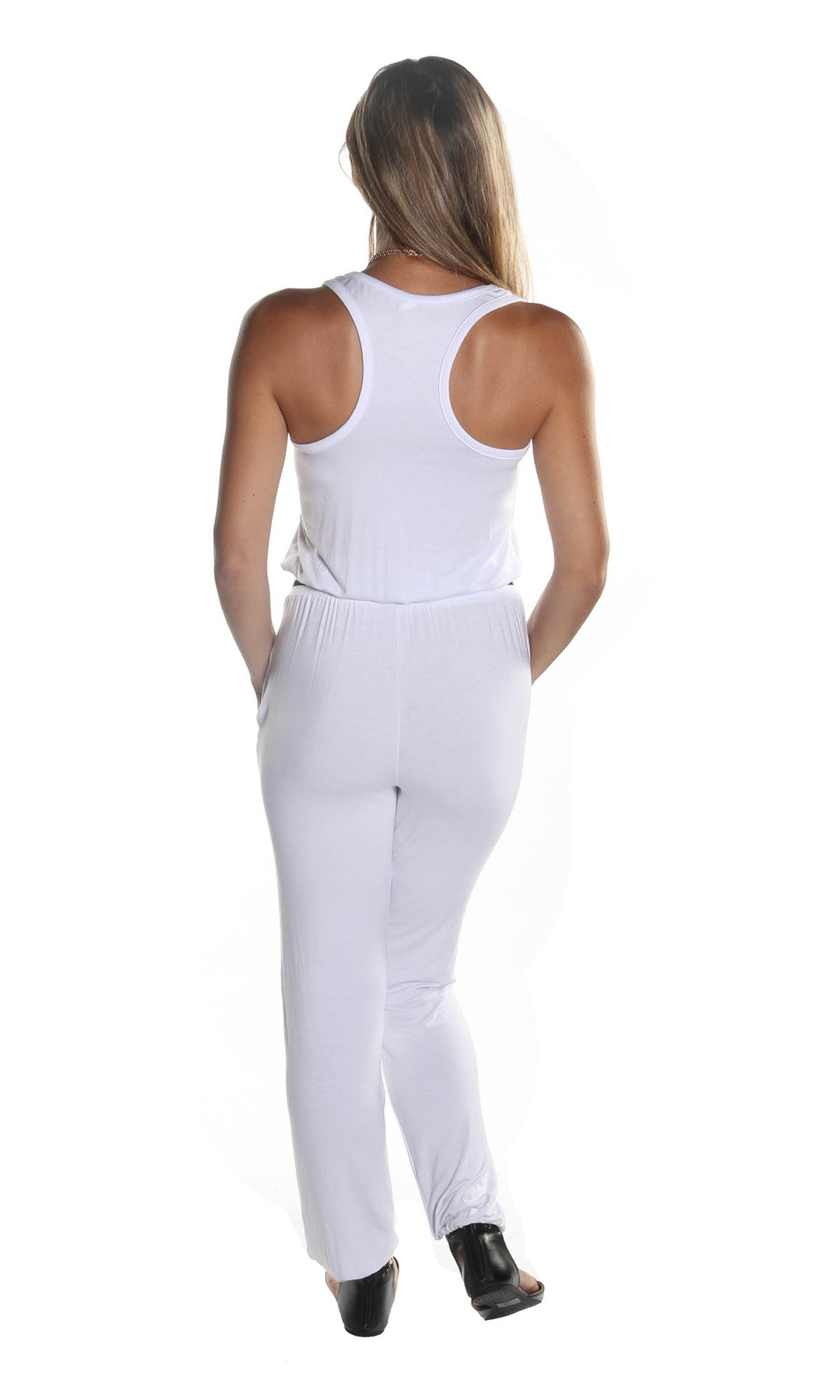 Jodie Sleeveless Jumpsuit
