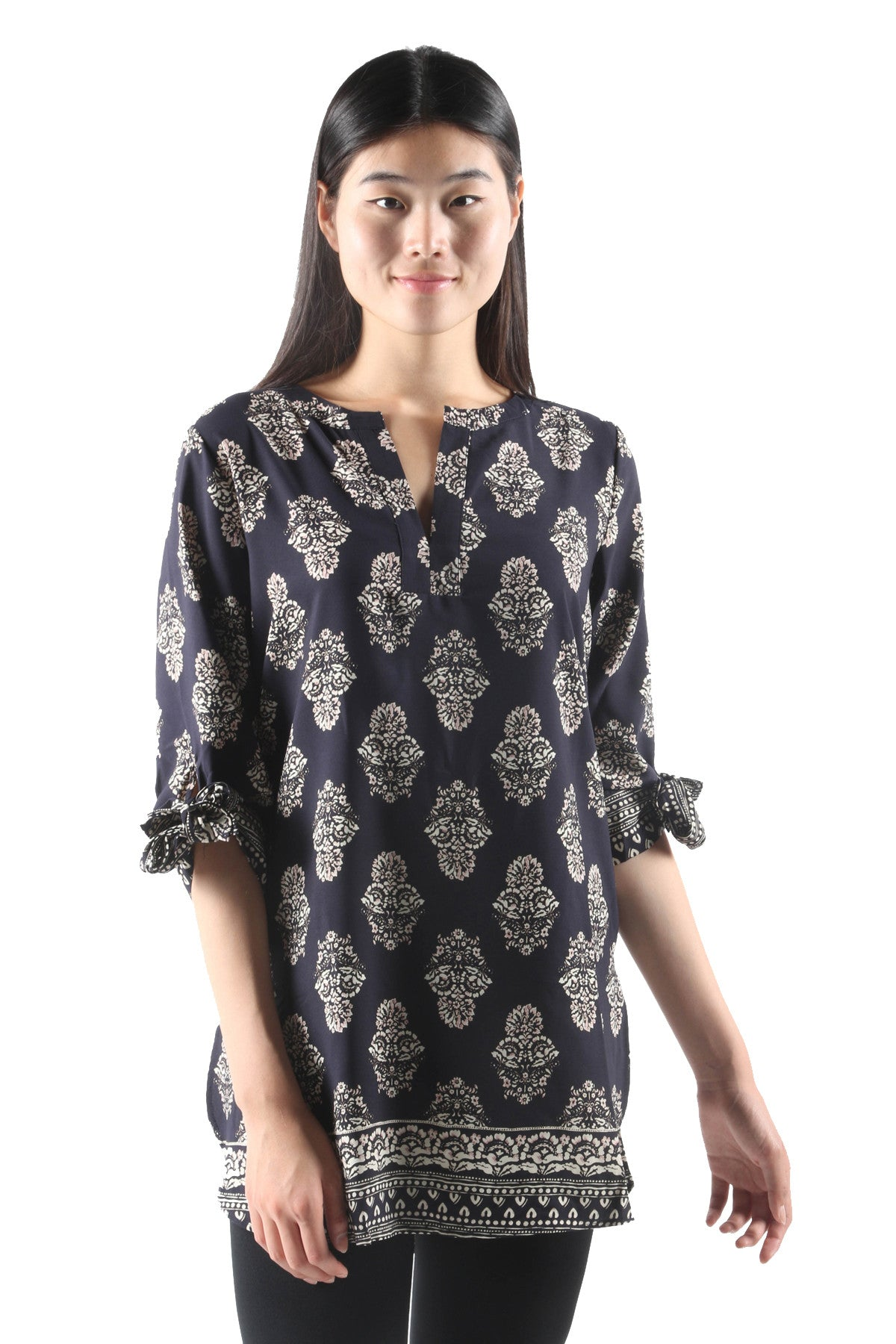 Grace Loose Boho Blouse