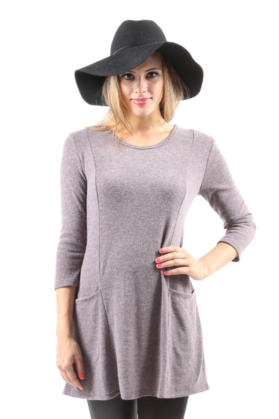67d05c3bc5f Fashion Round Neck Tunic. Hadari Online