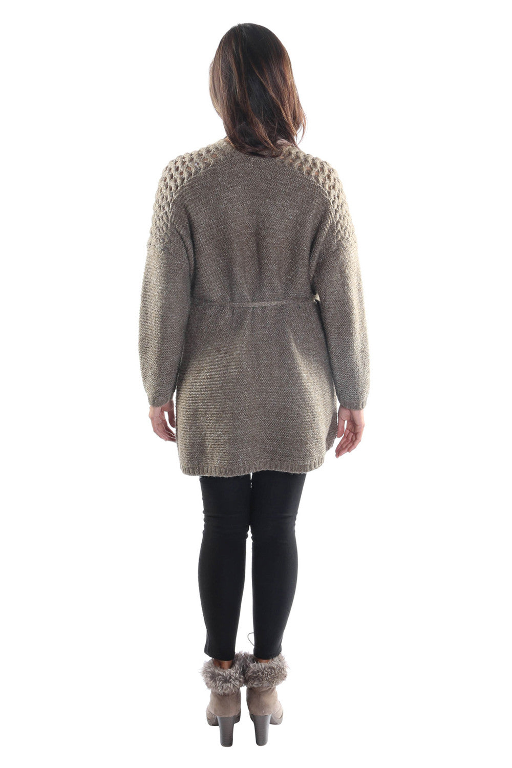 Kay Knitted Cardigan