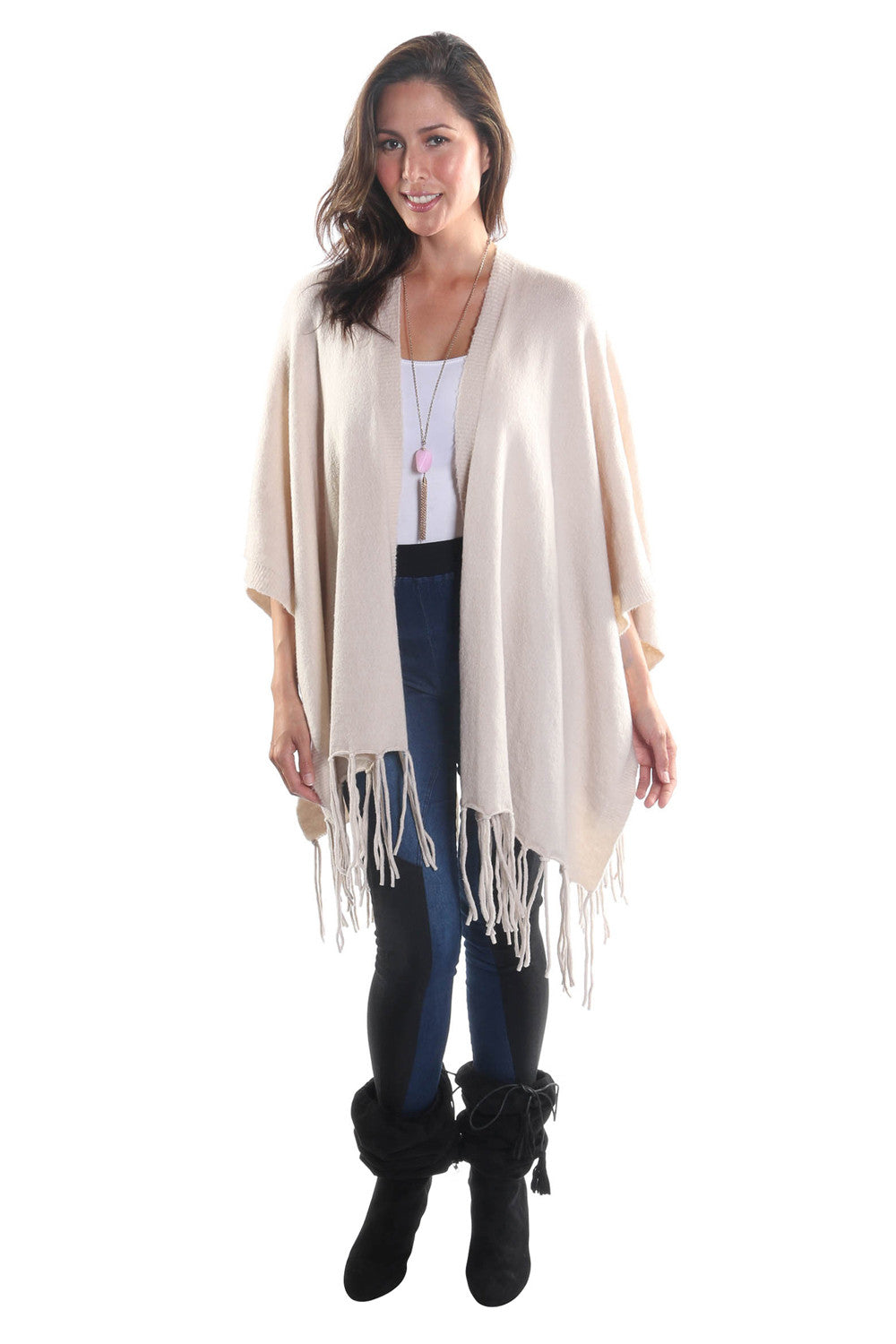 Stylish Poncho Cardigan