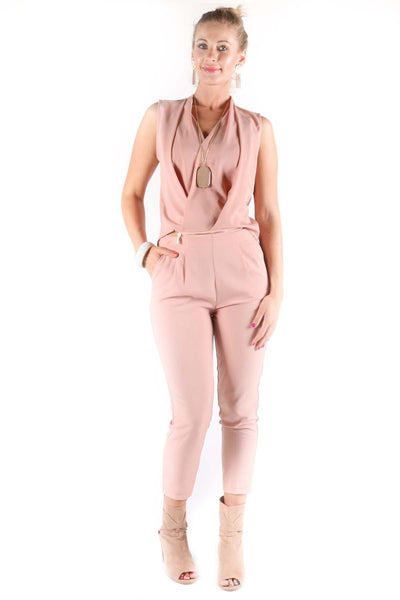 Jessie Jumpsuit (2 Piece Set)