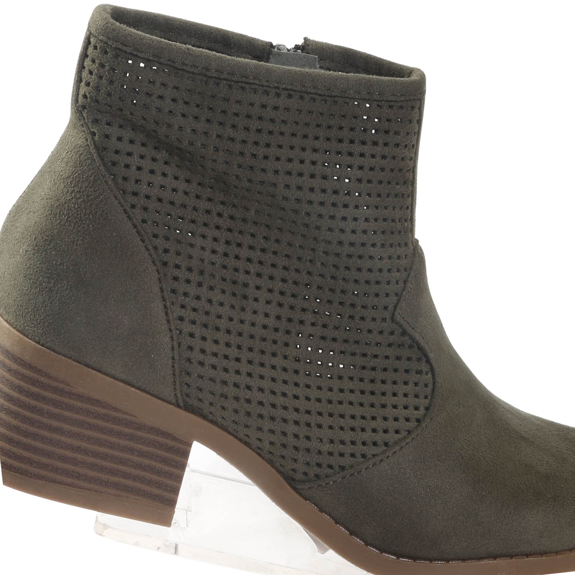 Weezie Ankle Bootie