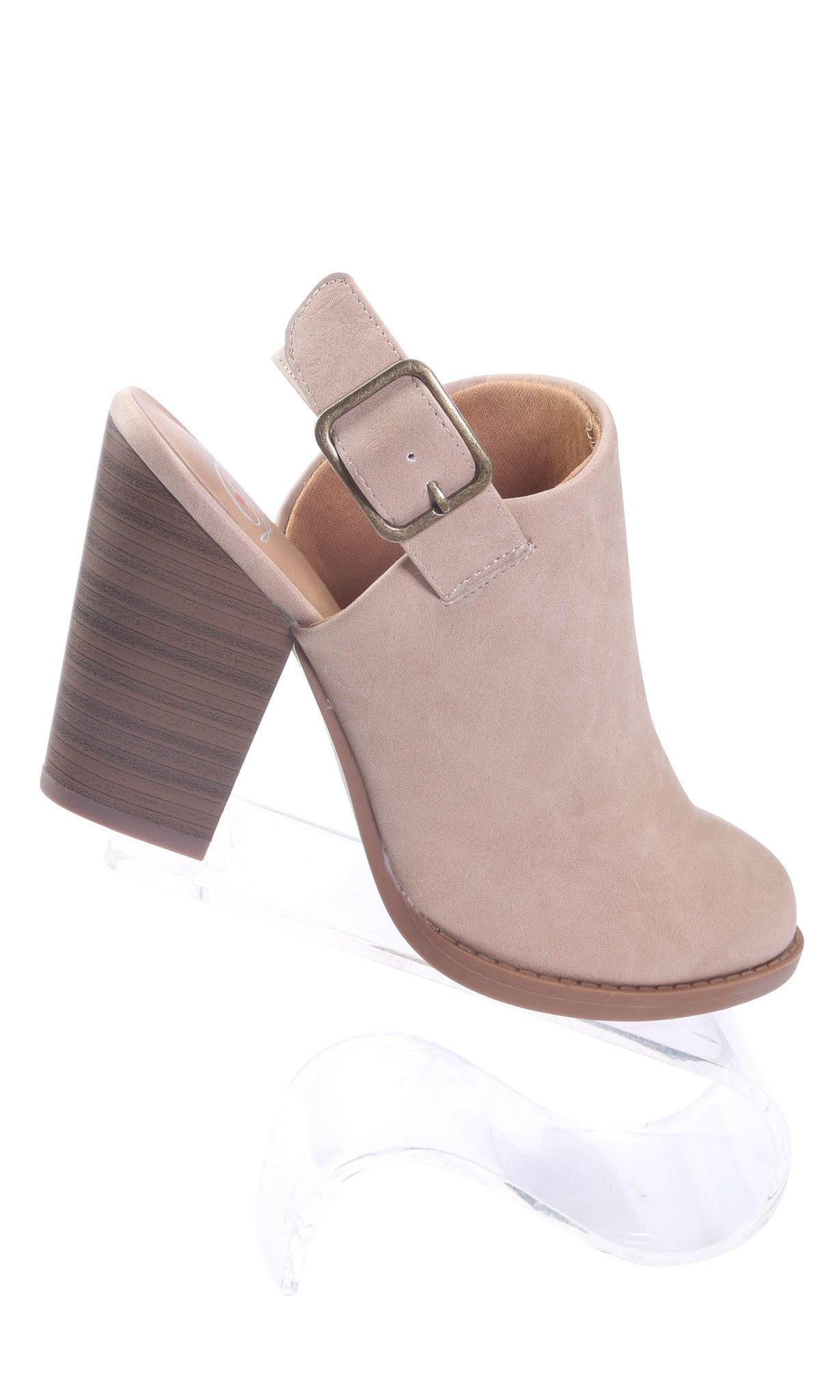Marcia Ankle Strap Bootie