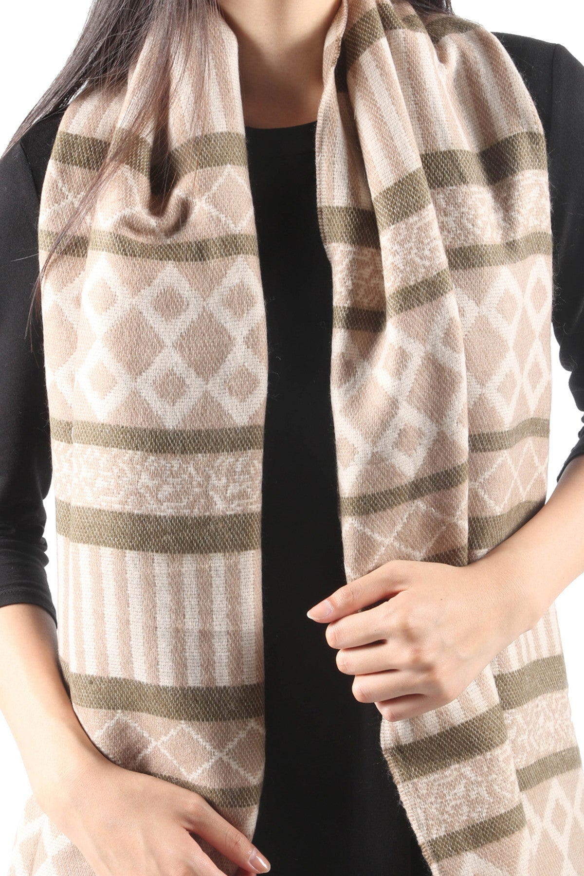 Oversized Cozy Scarf