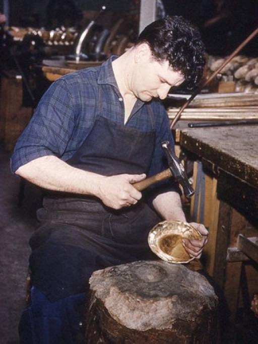 1950 Selmer Paris Factory Photos -- Part I: