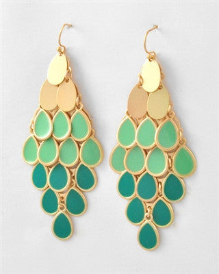 Layered Dangle Earrings