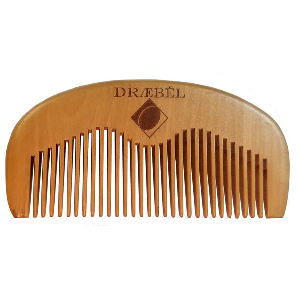 Add on a Wooden Beard Comb - 50% Off!