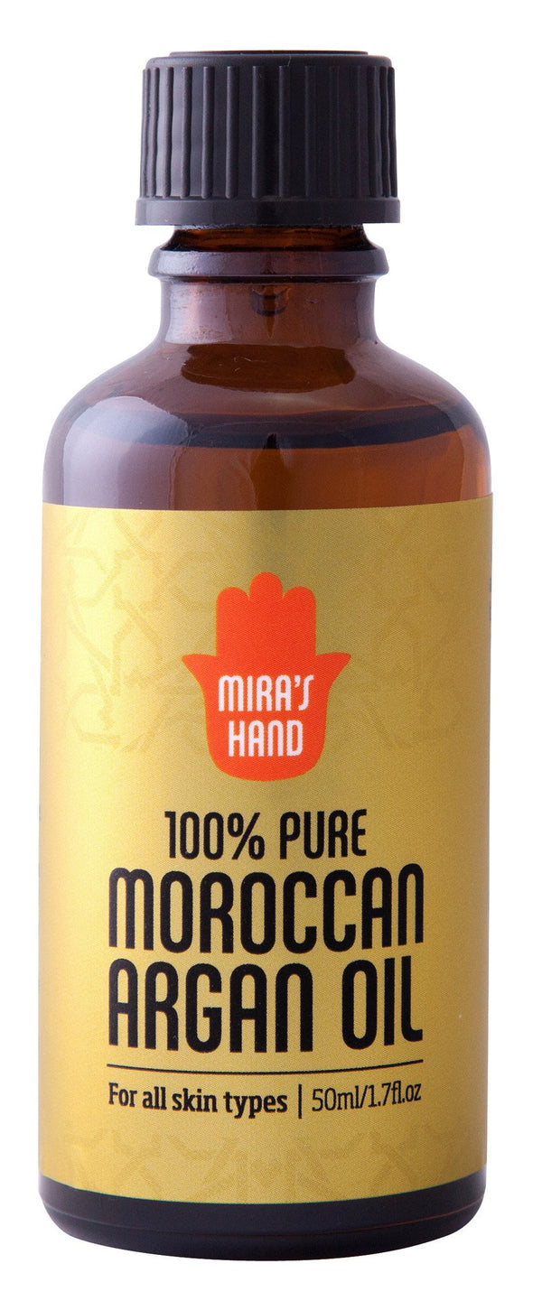 10 ways to use argan oil - Mira's Hand