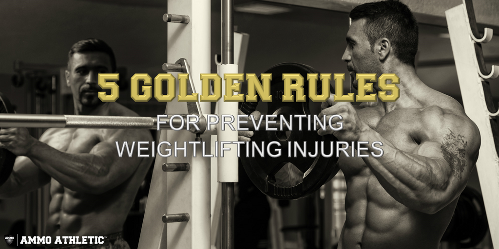 5 Golden Rules For Preventing Weightlifting Injuries