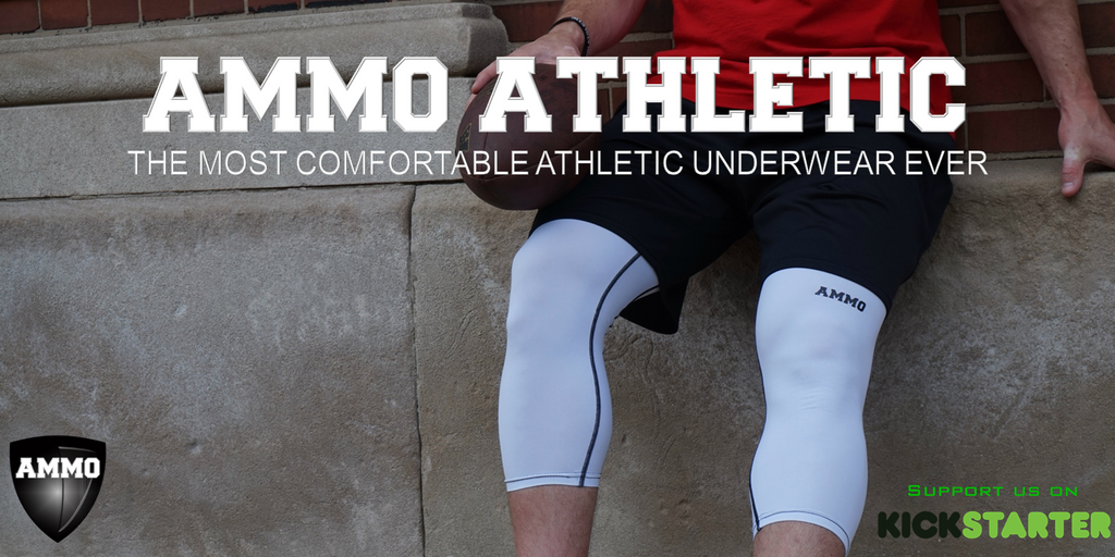 Base Layers 101: Kickstart AMMO Athletic | The Underwear Expert