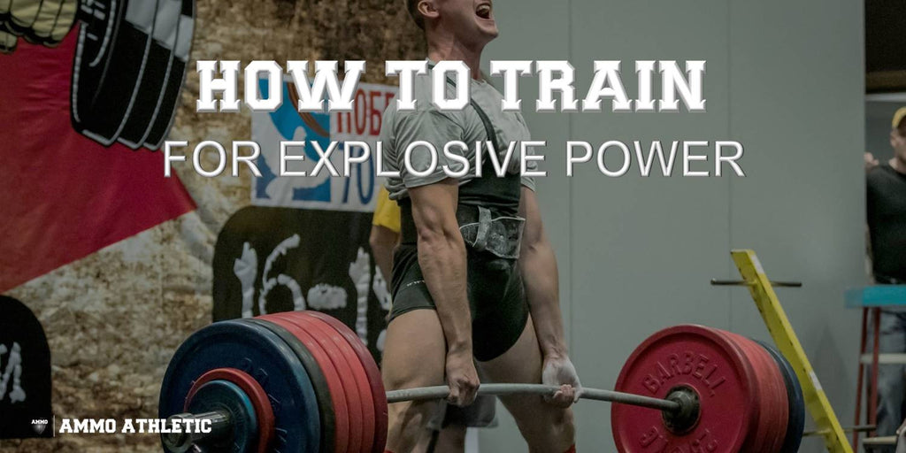 How To Train For Explosive Power