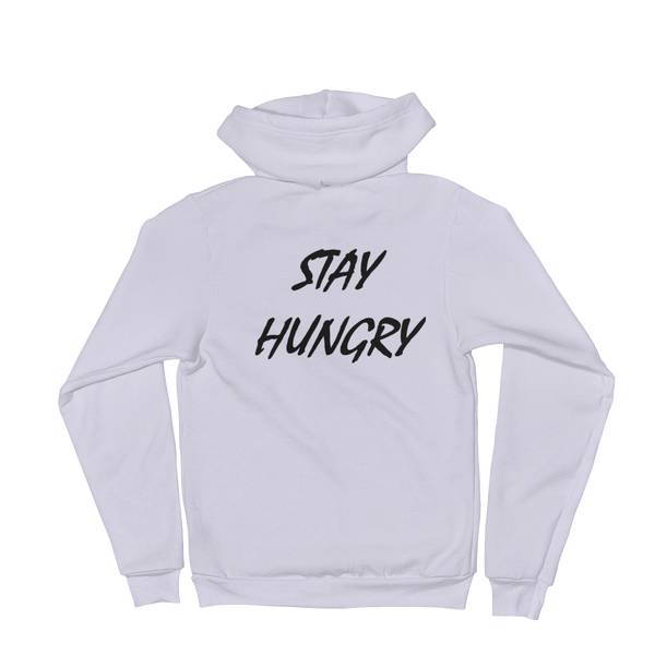 Unisex 5-Star Stay Hungry Zip Hoodie - AMMO Athletic - 13
