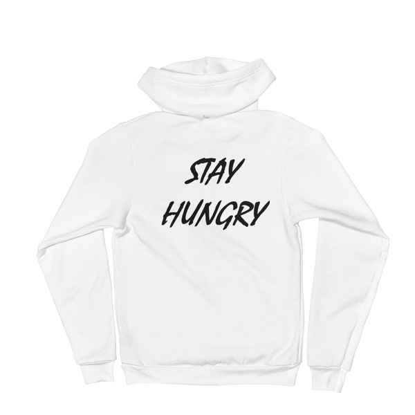 Unisex 5-Star Stay Hungry Zip Hoodie - AMMO Athletic - 12