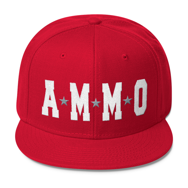 A-Star Snapback - AMMO Athletic - 7