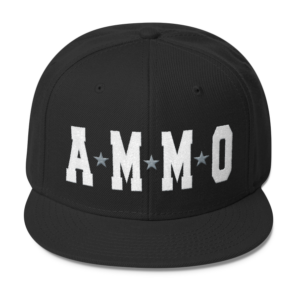 A-Star Snapback - AMMO Athletic - 8