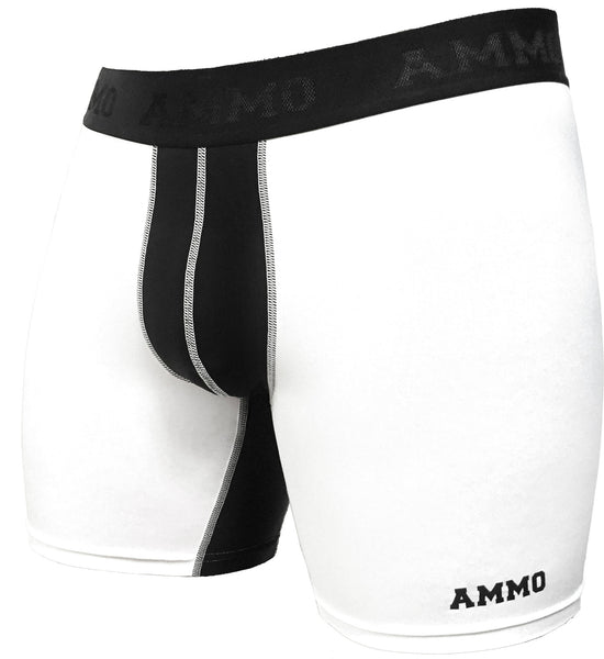 The Original AMMO Loaded™ Base Layer Short - AMMO Athletic - 4