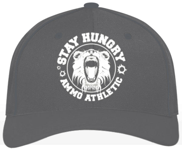 Stay Hungry FlexFit - AMMO Athletic - 2
