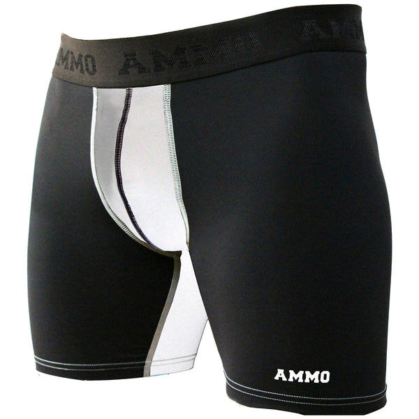 The Original AMMO Loaded™ Base Layer Short - AMMO Athletic - 3