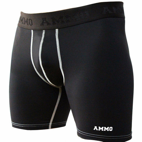 The Original AMMO Loaded™ Base Layer Short - AMMO Athletic - 1