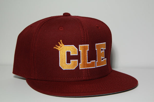 CLE Snapback - AMMO Athletic - 1