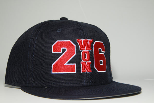 2WON6 Snapback - AMMO Athletic - 2