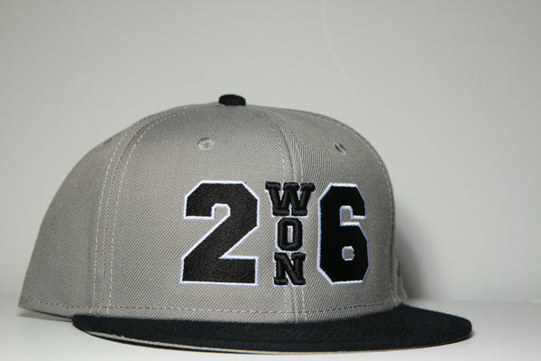 2WON6 Snapback - AMMO Athletic - 3