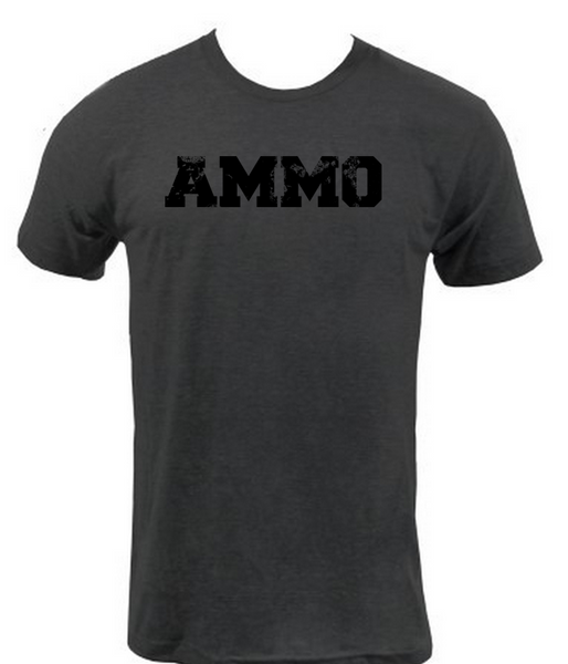 Limited Edition Unisex AMMO T-Shirt - AMMO Athletic - 1