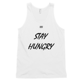 Men's Stay Hungry Lettered Tank - AMMO Athletic - 7