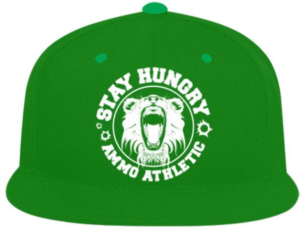 Stay Hungry Snapback - AMMO Athletic - 5