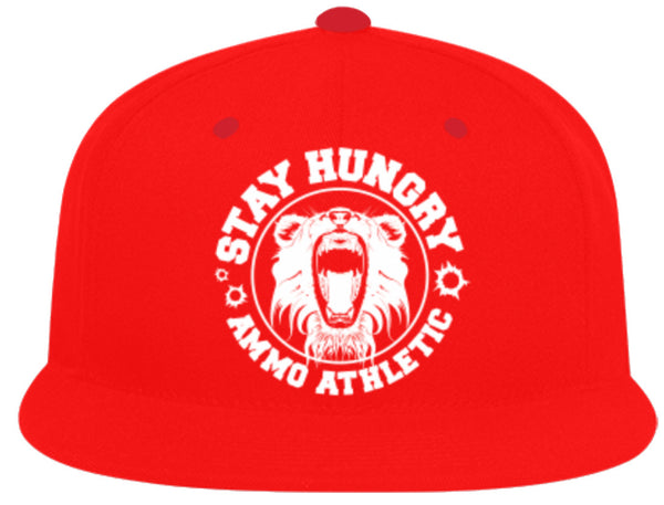 Stay Hungry Snapback - AMMO Athletic - 2