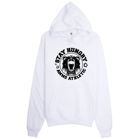 Unisex Stay Hungry Pullover Hoodie - AMMO Athletic - 1