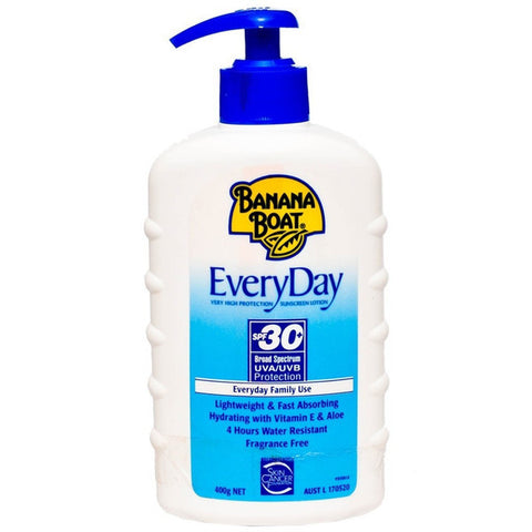 Banana Boat Everyday SPF 30+