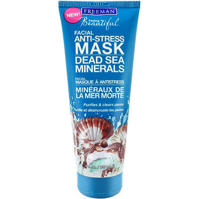 Freemans Dead Sea Minerals Anti-Stress Mask