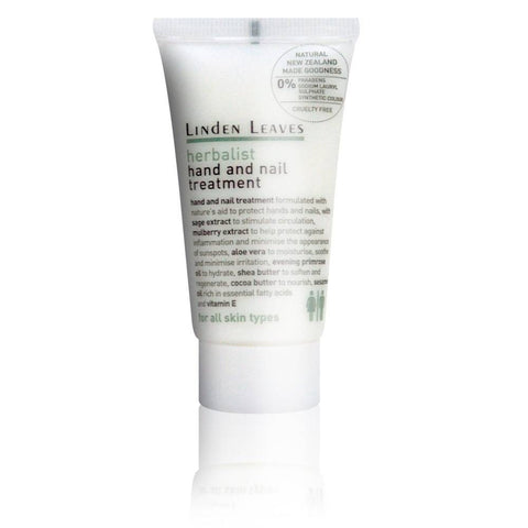 Linden Leaves Hand & Nail Cream