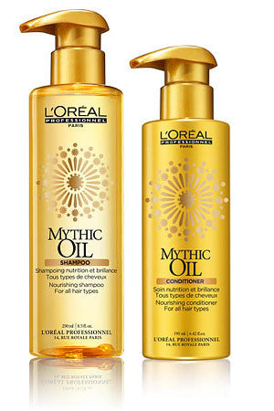 L'Oreal Paris Mythic Shampoo & Conditioner Oil