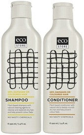 Ecostore Shampoo & Conditioner for Dry, Damaged or Coloured Hair