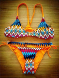 Fashion Digital Print Bikini