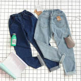 Women'S Loose Jeans Harem Pants