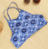 Fashion shoulder strap Polka Dot Swimwear Bikini Swimsuit