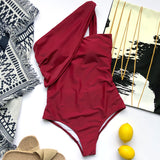 Sexy Swimwear Women Bathing Suit Beach Backless Monokini Swimsuit Female