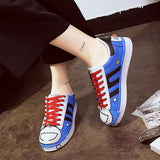 Cute Shell-toe Flats Sneakers Sport Shoes