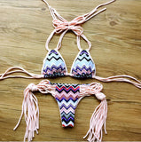 Hollow out Fashion Bikini Swimsuit Swimwear