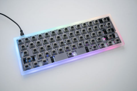 60% Acrylic High Profile Case