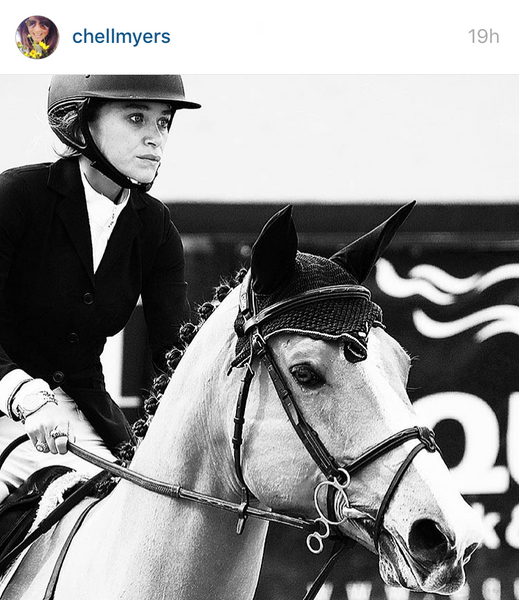 Mary-Kate+Olsen+Competing+at+WEF